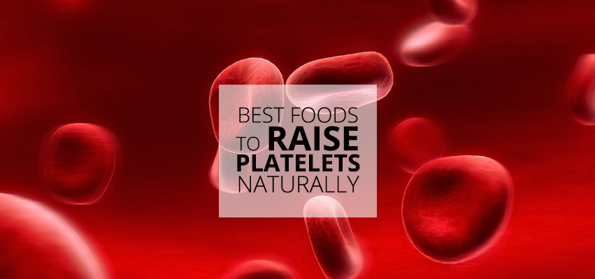 Best Foods to Raise Platelets Naturally